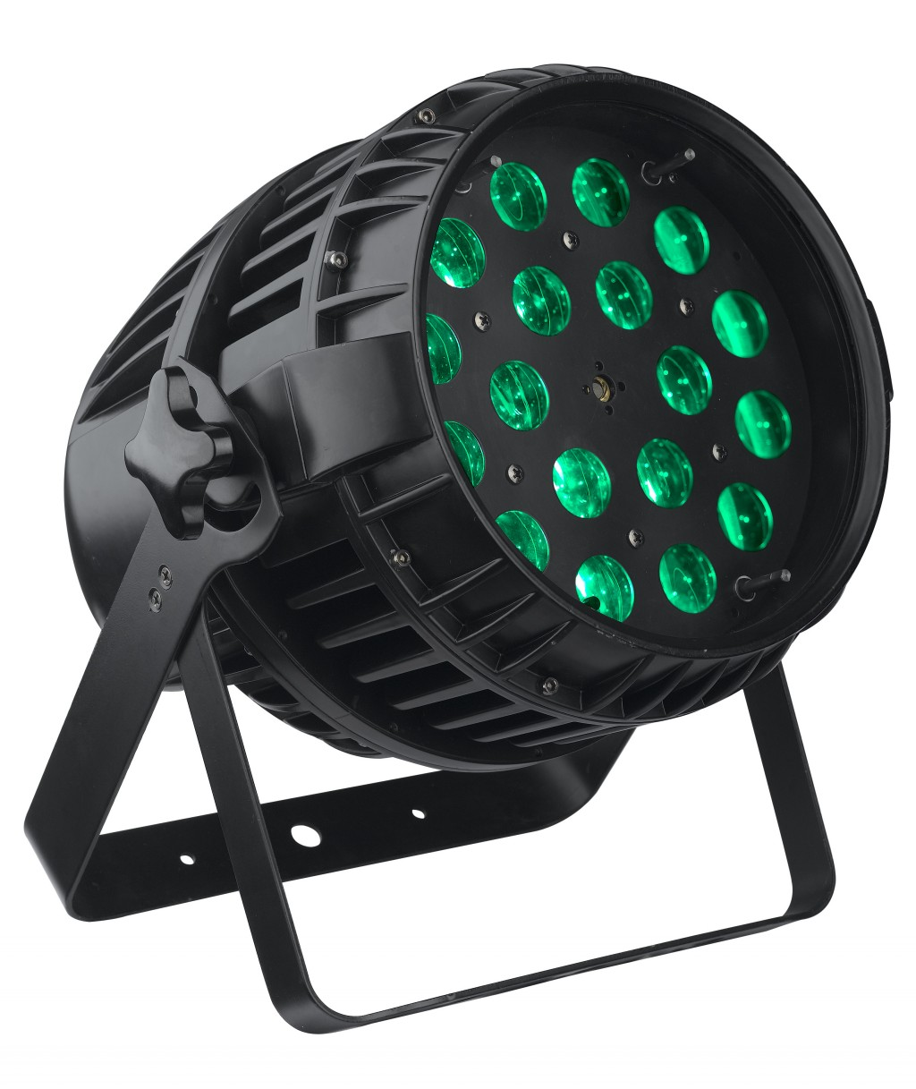 Q-20T LED Waterproof Par Light (Zoom)